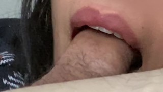Public Fuck : CUM IN MY MOUTH